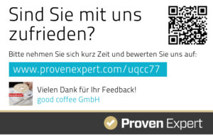ProvenExpert-Umfragekarte
