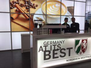 Barista Messe Kaffee Catering   Kaffee Seminare